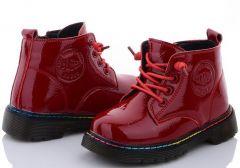 Лакові чобітки для дівчинки, P702A