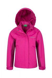 Влагостойкая легкая куртка для девочки
