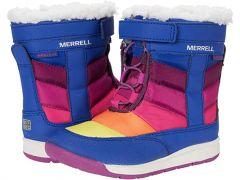 Теплі чоботи для дівчинки Merrell Kids