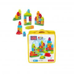 "Конструктор First Builders ""ABC"", Mega Bloks Fisher Price DKX58"