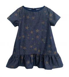 Красиве котонове плаття для дівчинки, 8653