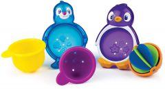 """Іграшки для ванної """"Ледачі буйки"""", Munchkin 2958"""