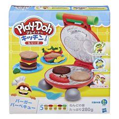 """Ігровий набір """"Бургер Барбекю"""" Play-Doh B5521"""
