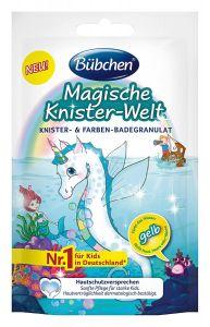 """Барвник для води """"Морський коник"""" з ефектом потріскування 50 гр., Bübchen 12347125/67"""