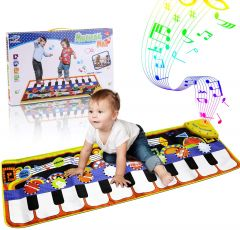 """Музичний килимок """"Піаніно"""", Rеnfox TY0054_00"""