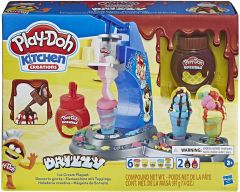"""Ігровий набір """"Морозиво з глазур'ю"""" Kitchen Creations Play-Doh E6688"""