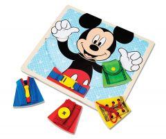 Розвиваюча дерев'яна дошка Mickey Mouse, Melissa & Doug 7185
