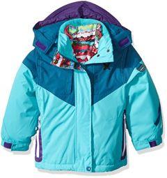 Куртка 3-в-1 для дівчинки