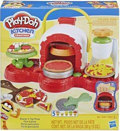 """Ігровий набір """"Випікаємо піцу"""" Kitchen Creations Play-Doh E4576"""