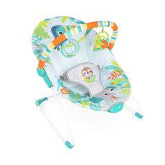 "Крісло-гойдалка з вібрацією ""Rainforest Vibes"", Bright Starts O3589"