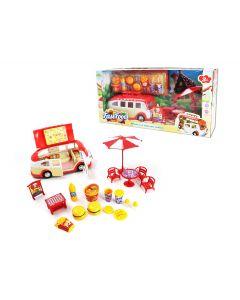 Автомагазин з фаст-фудом, Pin Ming Toys 2015-3