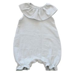 Муслиновый песочник для девочки (серый), Minikin 2010514
