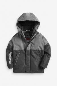 Тепла демисезонна куртка для хлопчика від Next
