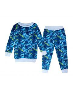 Трикотажна піжама для хлопчика, 8722