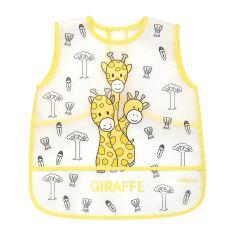 Фартух-слинявчик дитячий, BabyOno 838 (жирафи)