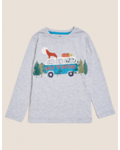 Трикотажний реглан для дитини від Marks&Spencer