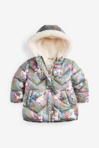 Тепла куртка з плюшевою підкладкою всередині