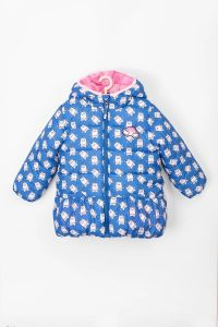 Тепла куртка для дівчинки, 6A3702