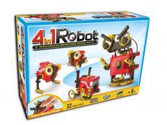 Конструктор CIC 21-891 Робот 4в1