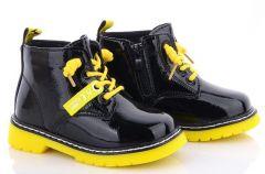 Лакові чобітки для дівчинки, GP708A