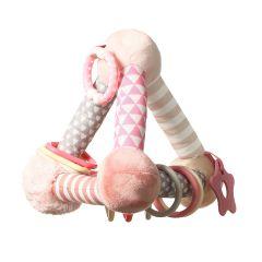 Освітня іграшка PYRAMID PINK, BabyOno 898-01
