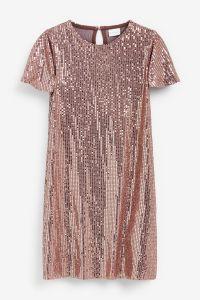 Плаття з блискітками для дівчинки
