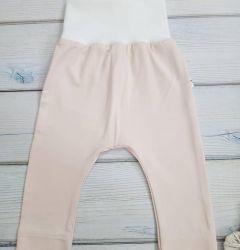 Трикотажні штанята для малюка, 4558844 Mokkibym