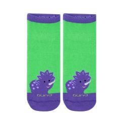 Трикотажні шкарпетки для дитини (салатові), Duna, 9065
