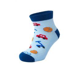 Трикотажні шкарпетки для дитини (блакитні), Duna, 9066