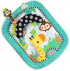 Розвиваючий килимок, Giggle safari, Bright Starts 10060