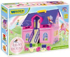 """Ігровий набір """"Ляльковий будиночок"""", Wader 25400"""
