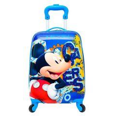 """Детский пластиковый чемодан """"Микки Маус"""", Disney"""