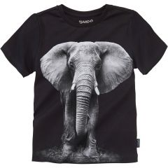 "Трикотажна футболка ""Слон"" для дитини, 9685"