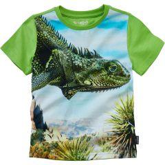 """Трикотажна футболка """"Ігуана"""" для хлопчика, 9687"""