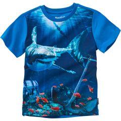 "Трикотажна футболка ""Акула"" для хлопчика, 9688"