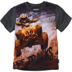 """Трикотажна футболка """"Квадроцикл"""" для хлопчика, 9690"""