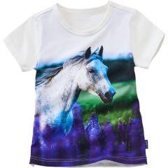 Трикотажна футболка для дівчинки, 9696