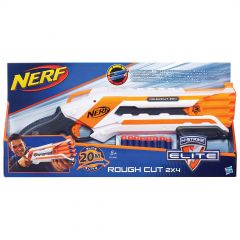 Бластер Rough Cut 2x4 NERF A1691
