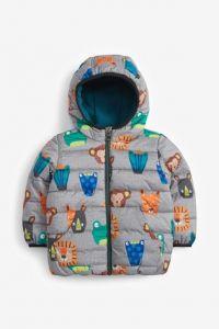 Тепла зимова куртка для хлопчика від Next