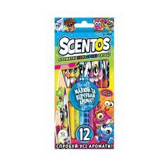 Набір ароматних олівців - ФАНТАЗІЯ, Scentos 40515