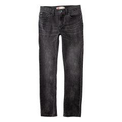 Джинси Slim Taper для хлопчика (темно-сірі) , Levi's , 9E6728