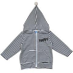 Легка велюрова курточка з капюшоном, Minikin 192004