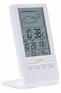 Цифровий термо-гігрометр з годинником, Склоприлад Т-14