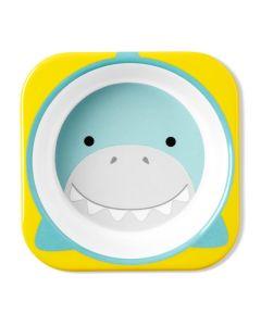 "Маленька глибока тарілка ""Акула"", Skip Hop 9I237410"