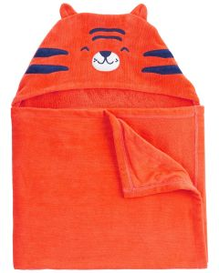 Махровий рушник з капюшоном