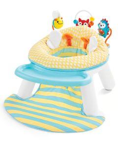 Дитяче крісло для сидіння на підлозі 2 в 1, Skip Hop 9K130710