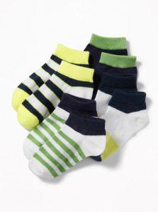 Набор носочков для мальчика (4 пары)