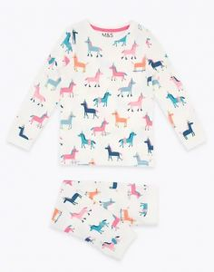 Піжама для дівчинки від Marks & Spencer