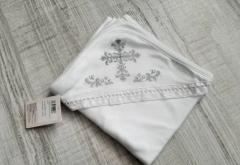 Крижма для Хрещення малюка (85*90 см), Minikin 173203
