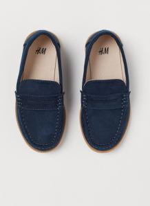 Мокасини для хлопчика від H&M